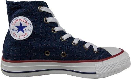 Sneaker Occhiello Converse Navy Converse Sneaker Occhiello Ritaglio Ritaglio Navy ZRx1EdqR