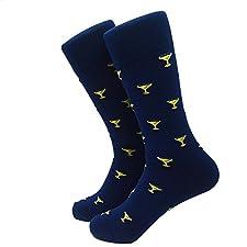 Men Martini Socks
