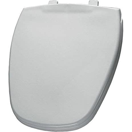 Bemia Bemis 1240200 000 Round Closed Front Plastic Toilet Seat with Cover   WhiteBemia Bemis 1240200 000 Round Closed Front Plastic Toilet Seat  . Plastic Toilet Seat Covers. Home Design Ideas