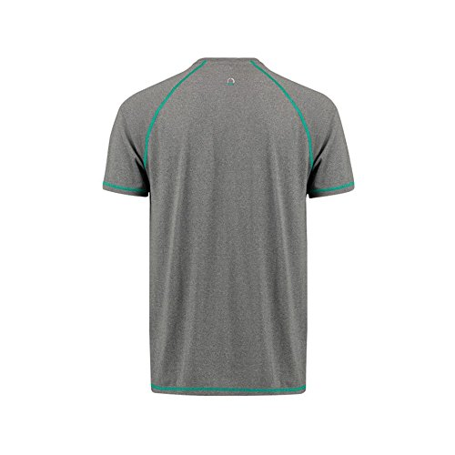 Mercedes Benz AMG Formula 1 Petronas Gray Performance 2018 T-Shirt (2XL)