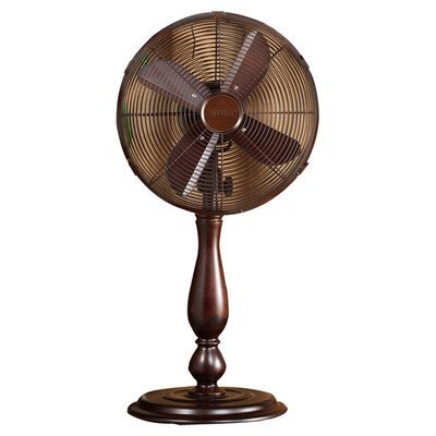 Sutter 12 Oscillating Table Fan by Deco Breeze by Deco Breeze