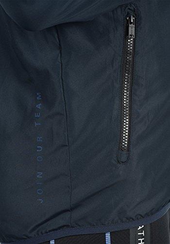 entretiempos BLEND de 70230 para hombre Minato Navy ATHLETICS chaqueta vIpqwfpO
