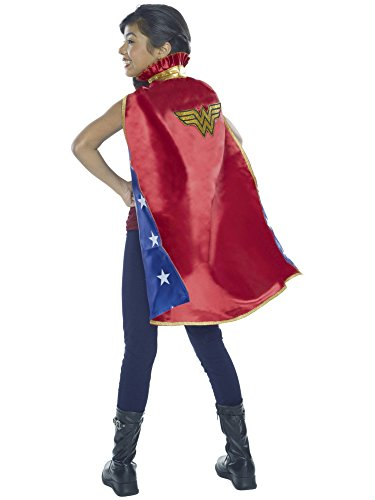 Rubie's Costume DC Superheroes Wonder Woman Deluxe Child Cape Costume