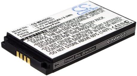 eXplorist 700 980780 MAX980780 900mAh Battery For Magellan eXplorist 600