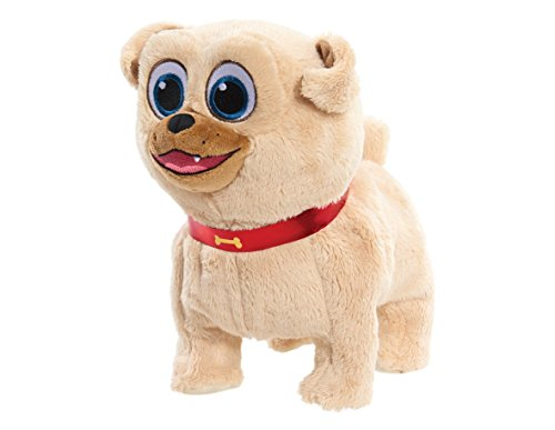 Puppy Dog Pals Adventure Pals Plush - Rolly