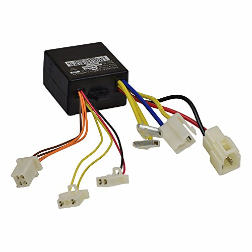 - Alvey ZK2400-DP-FS Control Module with 4-Wire Throttle Connector for the Razor eSpark and the E100/E125 (Versions 10+), E150, E175, and Trikke E2 Scooters