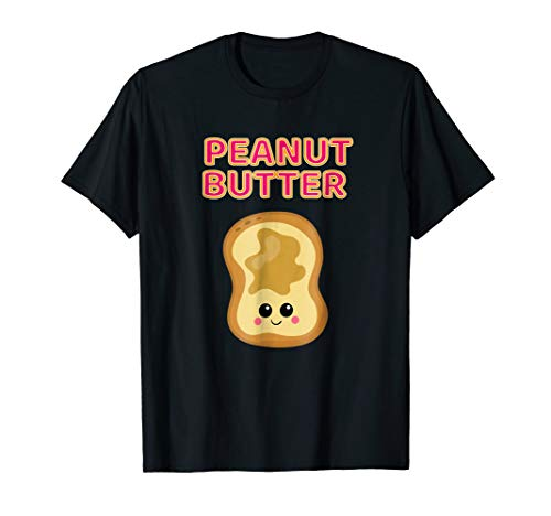 Peanut Butter PB Jelly Couples Halloween Costume His & Hers
