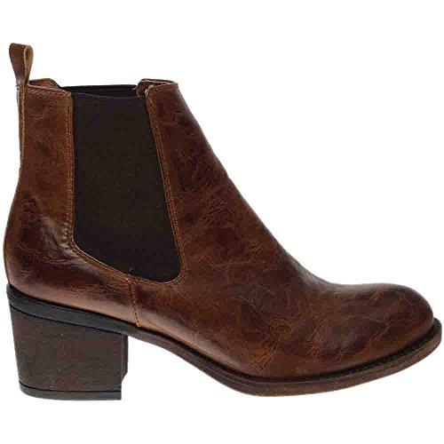 Corkys Wrap Womens Boot 6 B (m) Us Brown