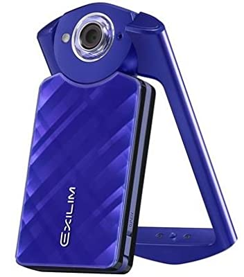 Casio 11.1 MP Exilim High Speed EX-TR50 EX-TR500 Self-portrait Beauty/selfie Digital Camera (International Model No Warranty) from CASIO