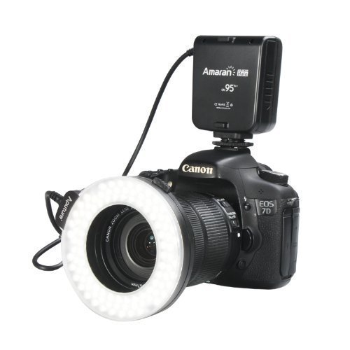 Aputure Amaran AHL-H100 Halo LED Light for Canon Cameras by Aputure