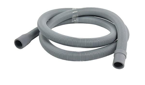 Eurosell Tubo de desagüe 21 mm recta – 19 mm recta 1.5 Bar 90 °C ...