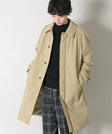 Padded Overcoat UR77-17B009: Beige