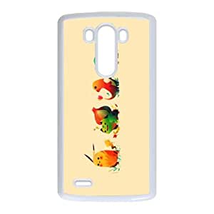Pokemon Pokemon LG G3 Cell Phone Case White Delicate gift JIS_322201