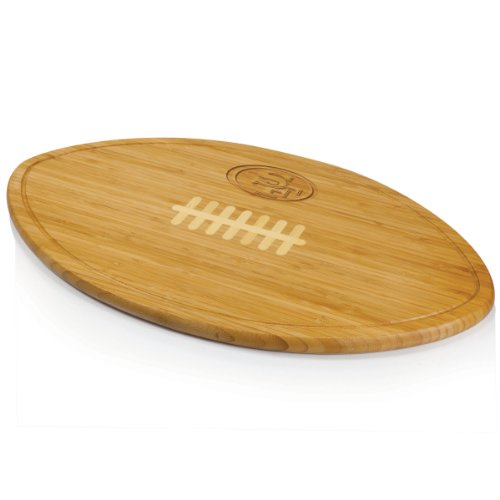 Au Jus Board (NFL San Francisco 49ers Kickoff Cheese Board, 20 1/4-Inch)