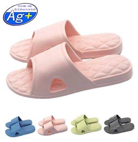 piscina pink espuma 2 adultos para de Calzado Happy de Lily antideslizantes ducha o PAHXS