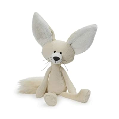 "GUND Toothpick Fennec Fox Stuffed Animal Plush, 16"": Toys & Games"