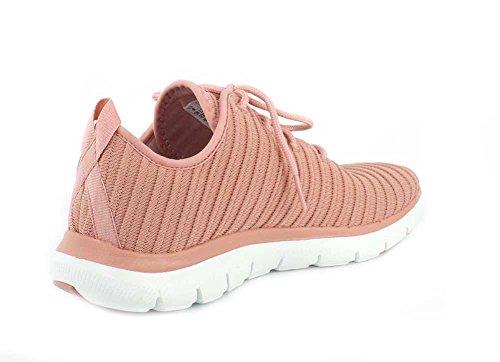 Skechers 12899 Femmes Baskets Rose