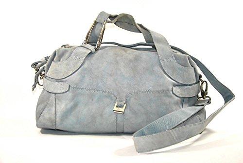 Bauletto Zippo Fashion grigio chiaro