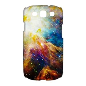 Imagination Pretty Universe Nebula For Samsung Galaxy S3 I9300 Custom Case Cover