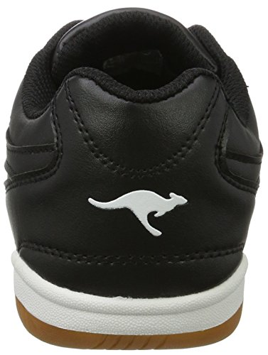Low Kangaroos Black Sneakers 7323A Black Mens Top 6wrAqaEZw