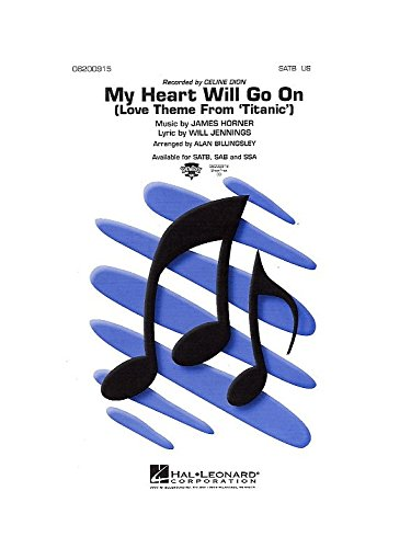 James Horner: My Heart Will Go On (Love Theme From Titanic) (SATB ...