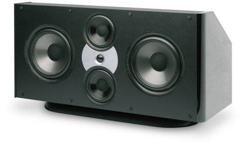 Atlantic Technology 8200eC-GLB THX Ultra2 Center Channel Speaker (Single, Gloss Black) by Atlantic Technology