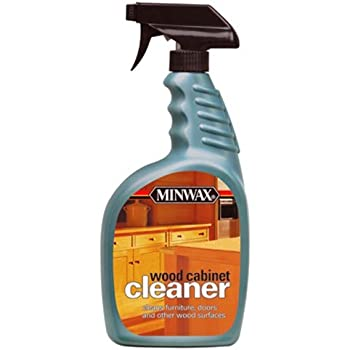 Amazon.com: Minwax 521270004 Wood Cabinet Cleaner, 32oz: Home ...