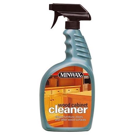 Amazon.com: Minwax 521270004 Wood Cabinet Cleaner, 32oz: Home ...