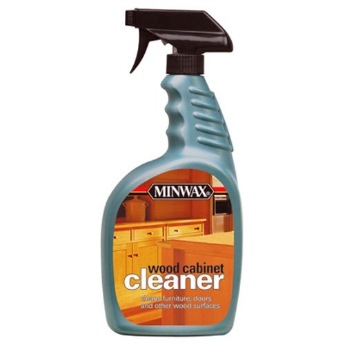 Minwax 521270004 Wood Cabinet Cleaner, 32oz