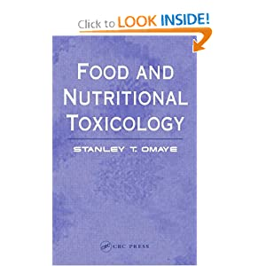 Food and Nutritional Toxicology Stanley T. Omaye