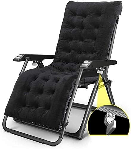 Chaise pliante Lounge Fauteuil Dossier Plage Plage Salon