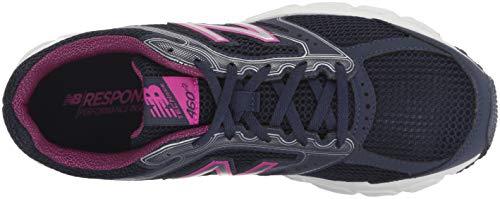 Running pink Donna Balance Navy Scarpe W460v2 New qfgUwW