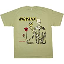 Nirvana Incesticide 1992 Album Cover T-Shirt