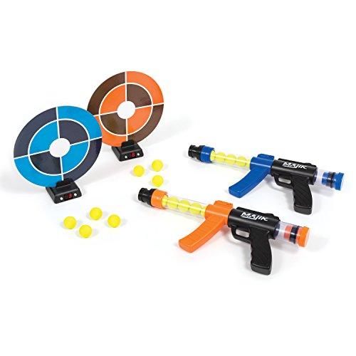 Majik Dueling Sniper Tag Shooting Target Game Ball Blasters Toy Kids WLM8