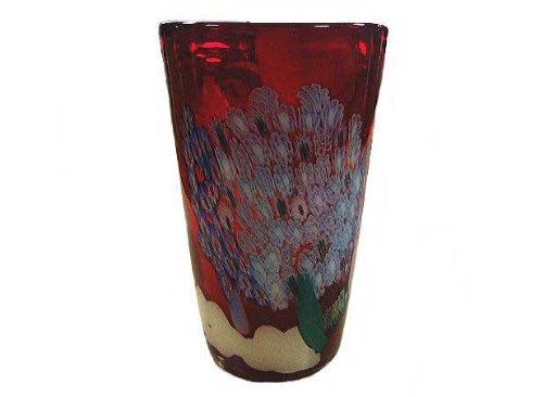 ベネチアンガラスの花器 I B00IUGQ5CI