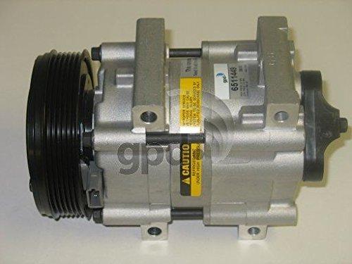 Mercury Compressor Topaz A/c (Global Parts 6511449 A/C Compressor)
