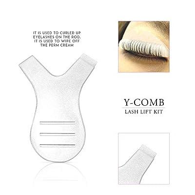 Silksence Lash lift Kit, Eyelash Perm Kit,Professional Semi-Permanent Curling Perming Wave Suitable For Salon