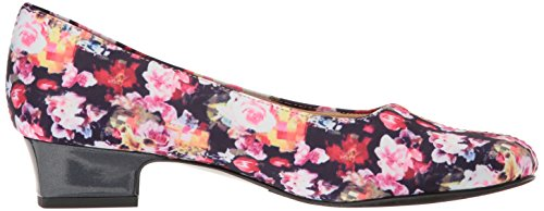 Floral Trotters Pump Doris Dress Women's XwxIIYzF