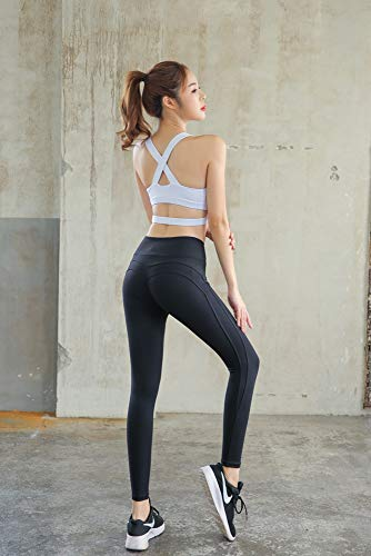 Sport Mujeres Deportiva Ropa Pinjeer Suit Yoga Running Dance Sin Fitness Mangas Set Backless Sports Workout Color Gym Pure qHHawRZp