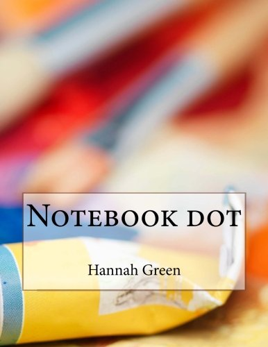 """Download Notebook dot: Soft watercolor splash: Notebook Journal Diary, 110 pages, 8.5"""" x 11"""" pdf"""
