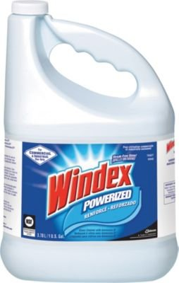 Windex(R) Glass Cleaner Refill, 1 Gallon, Case Of 4
