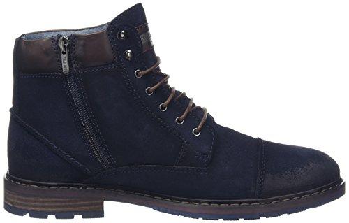 Pikolinos M9E-8104SE_I16, Botas Hombre Azul (Navy Blue)
