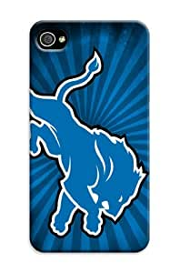 iphone 5s Protective Case,Fashion 3D Football iphone 5s Case/Detroit Lions Designed iphone 5s Hard Case/Nfl Hard Case Cover Skin for iphone 5s