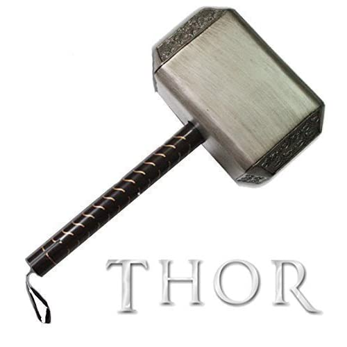 Thor's Hammer Mjölnir Movie Marvel The Avengers 1:1 Scale by Anglo Arms