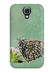 Pretty Galaxy S4 Case Cover/ Butterfly Series High Quality Case