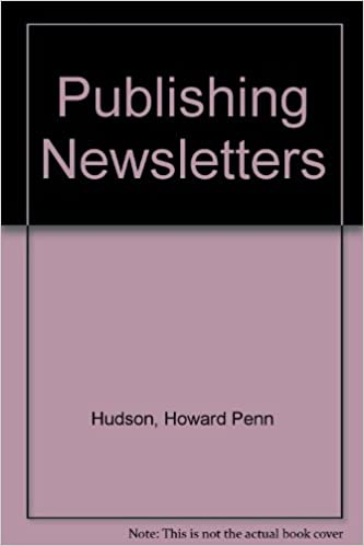 Book Publishing Newsletters