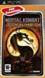 Mortal Kombat: Unchained Essentials (PSP)