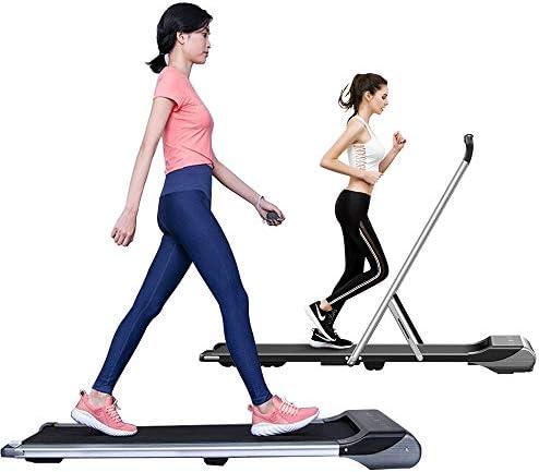 RHYTHM FUN Treadmills Under Desk Treadmill Folding Treadmill Walking Pad Treadmill