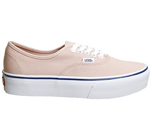 Platform Vans Platform Platform Vans Femmes Baskets Authentic Authentic Femmes Vans Baskets Authentic 6SwqwF