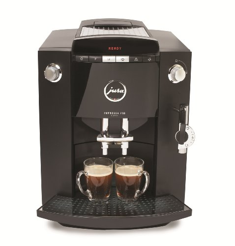 Jura - Impressa F50 Classic Automatic Coffee Center
